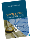 Union Budget 2020-21:Impact Analysis - D&B India